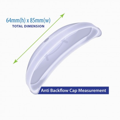Milk Planet Beaute Freedom Accessories - Anti Back Flow System Cap