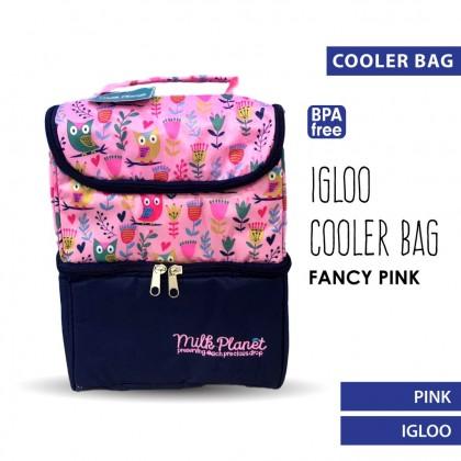 Milk Planet Igloo Cooler Bags