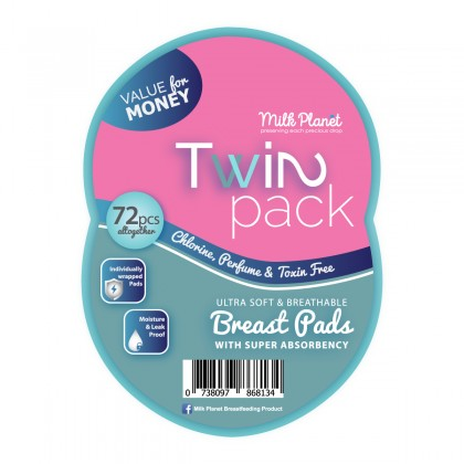 Milk Planet Premium Disposable Breastpad- Ultra Soft