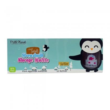Milk Planet 4-Seasons Safari Breastmilk Storage Bottles